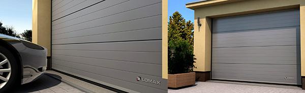 Garážová vrata LOMAX: Kvalita je cesta ke spokojenosti