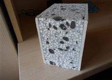 Využití polystyrenbetonu