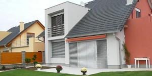 Venkovní žaluzie nabízí moderní a efektivní způsob zastínění oken