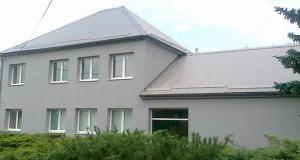 Opravy střech, skladů a hal