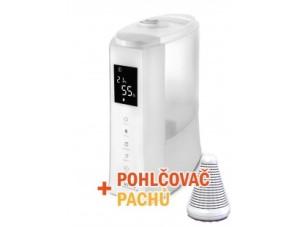 Suchý vzduch v interiéru má dopad na vaše zdraví, vyřešte ho zvlhčovačem
