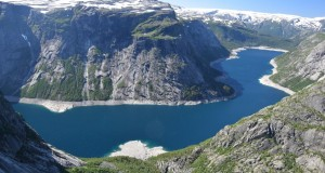 Do Norska na Trolltungu