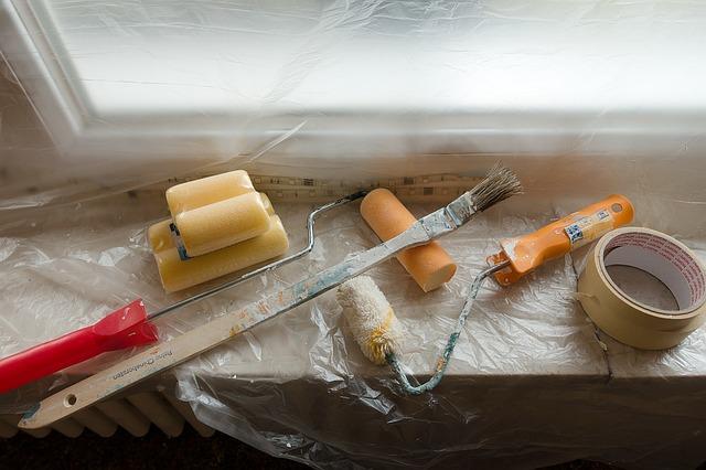 Proč byste měli penetrovat, než začnete malovat?