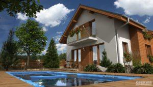 Dřevostavbydopřejí luxusní bydlení za málo peněz