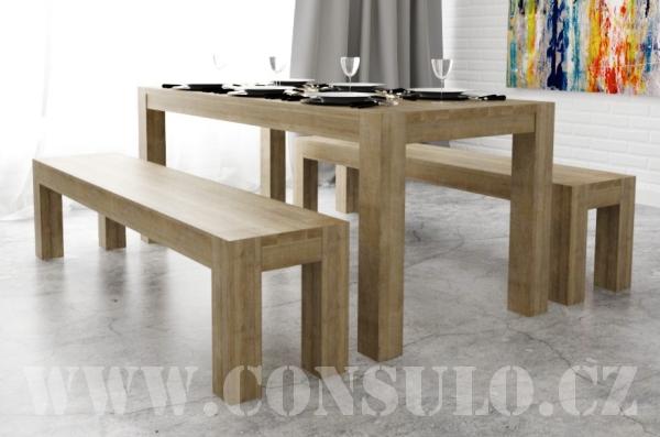 Potřebujete nábytek, který něco vydrží? Vsaďte na nábytek z masivu!