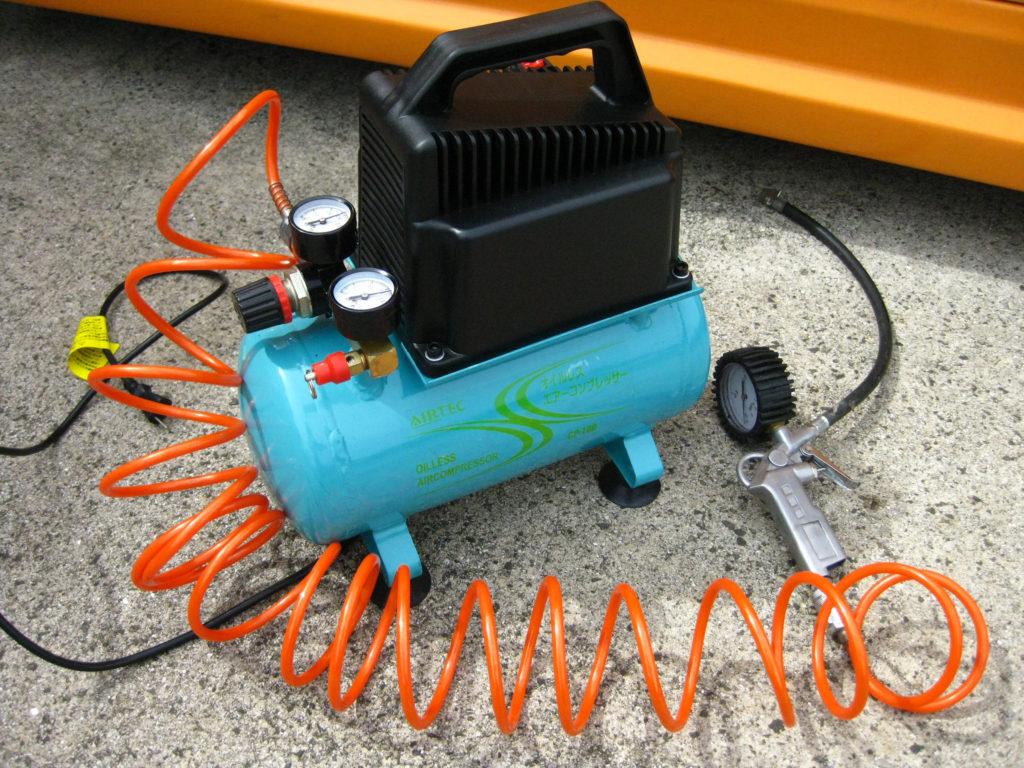 Jak vybrat vzduchový kompresor?