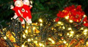Netradiční použití vánočního osvětlení pro rok 2017