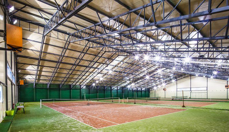 Kde sportovat po celý rok? Vmontované sportovní hale